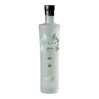 Platu Ginebra premium Botella de 70 cl