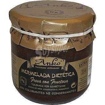 Anko Mermelada de fresa sin azucar añadido Envase 340 g