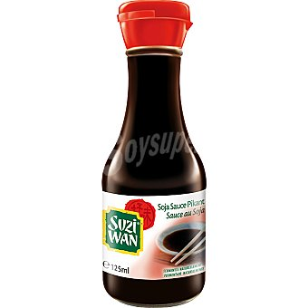 Suzi Wan Salsa soja Frasco 125 g