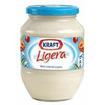 Kraft Salsa fina extra ligera 450 ml