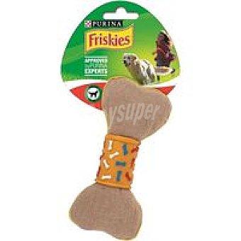 Purina Friskies Juguete hueso de tela colores surtidos Pack 1 unid