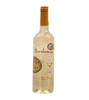 Abrebocas Domingo Vino blanco D.O. Rueda verdejo especial paellas 75 cl