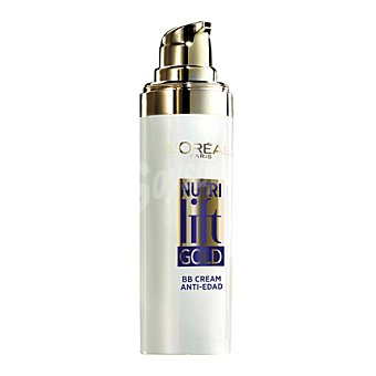 L'Oréal Crema Anti - edad Nutri Lift Gold BB Cream Facial 1 ud