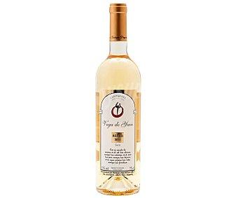 VEGA DE YUCOS Vino Blanco Seco con denominación de origen de Lanzarote Botella de 75 Centilitros