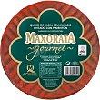 Queso de cabra semicurado untado con pimentón de Fuerteventura pieza 1 kg 1 kg Maxorata