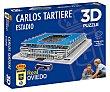 Puzzle 3D Estadio Carlos Tartiere del Real Oviedo de 98 piezas, FORCE. Eleven Force
