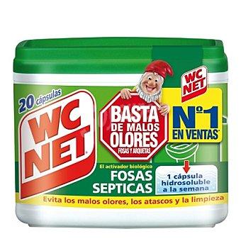 Wcnet Limpia fosas sépticas Caja 16 unid