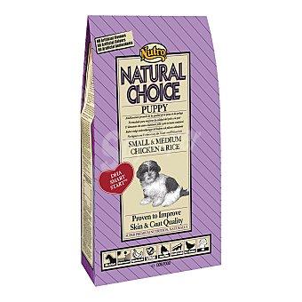 Nutro Pienso para perros cachorros mini Nutro Natural Choice Puppy Mini Pollo 7 Kg