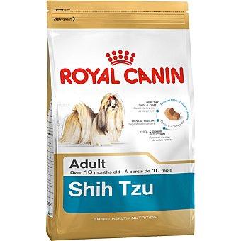 ROYAL CANIN ADULT Shih Tzu alimento completo especial para perros de raza shih tzu desde los 10 meses Bolsa 15 kg