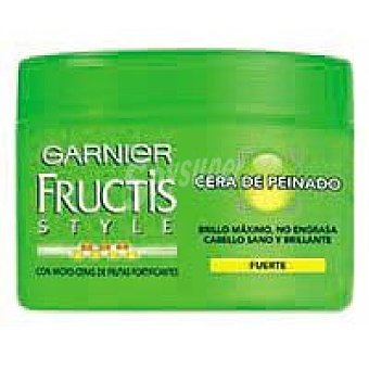 Fructis Garnier Cera peinado brillo-fuerza Tarro 75 ml