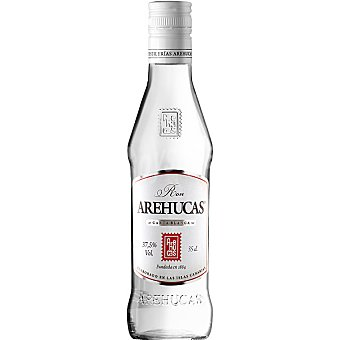 Arehucas Ron carta blanca Botella 35 cl