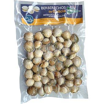 El Corte Inglés Berberechos cocidos Bolsa 450 g