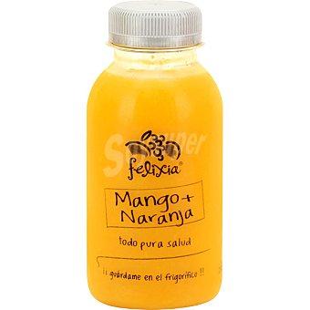 Felixia Zumo de mango + naranja botella 250 ml botella 250 ml