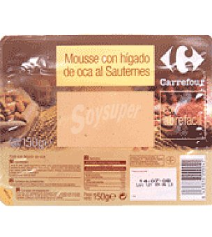 Carrefour Mousse Oca Sautern Carrefour 150 g