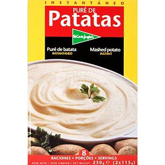 El Corte Inglés Puré de patata Estuche 230 g