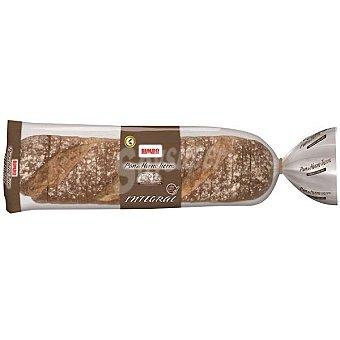 Pan de Horno Bimbo barra de pan integral cortado tierno bolsa 500 g