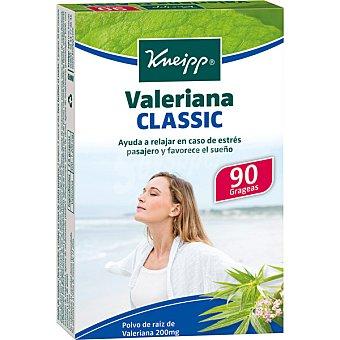 Kneipp Valeriana classic caja 90 grageas