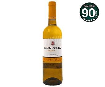 Gran Feudo Vino D.O. Navarra blanco Chardonnay Botella 75 cl