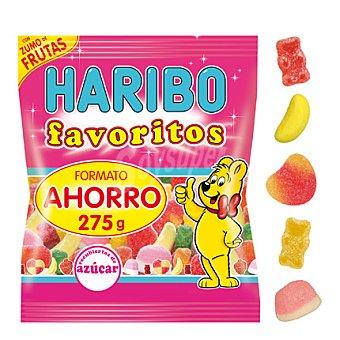 Haribo Gominolas favoritos azúcar 275 g