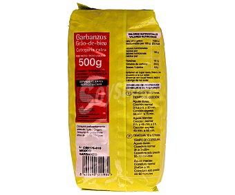 Productos Económicos Alcampo Garbanzos Canadá 500 Gramos