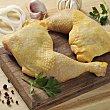 Traseros de pollo certificado Bandeja de 880.0 g. Coren