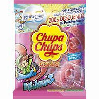 Chupa Chups Gominolas lenguas Bolsa 150 g