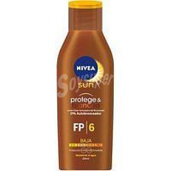 Nivea Leche solar FP6 Bote 200 ml