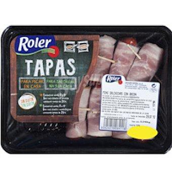 Roler Mini salchichas con bacón Bandeja 240 g