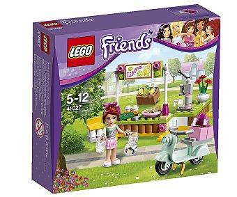 LEGO Play Set Friends, Tienda de Limonada de Mia, Modelo 41027 1 Unidad