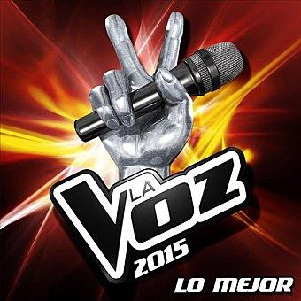 Lo Mejor De La Voz 2015