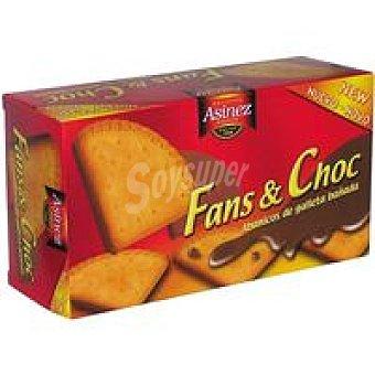 ASINEZ Fans&choc Caja 200 g