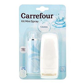 Carrefour Ambientador mini spray Colonia aparato+recambio 1 ud
