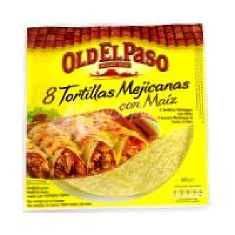 Old El Paso Tortilla de maíz Paquete 335 g