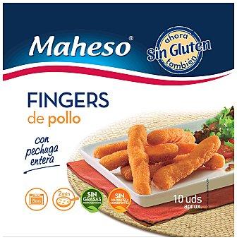 Maheso Fingers de Pollo sin Gluten 300 g