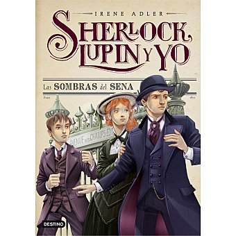 Destino Sherlock, Lupin Y yo, 6. Las sombras del sena ( Adler) 1 Unidad