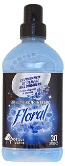 Bosque Verde Suavizante Ropa Concentrado Floral (Larga Duración) 750 ml