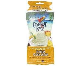 Parrot Bay Cóctel Frozen Piña Colada Envase de 25 cl