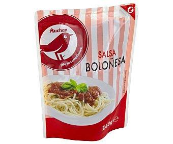PRODUCTO ALCAMPO Salsa fresca boloñesa 140 g