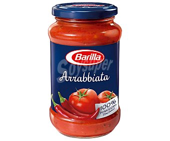 Barilla Salsa arrabiata Tarro 400 g