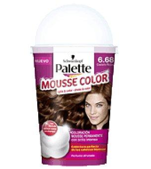 Palette Mousse Color 6.68 Castaño Rojizo 1 ud