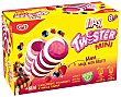 Helado Twister mini de frutos rojos Caja 8 u x 50 ml Frigo