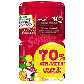 Herbal Essences Puntas sedosas mascarilla intensiva protectora para puntas abiertas ( pack precio especial 2ª unidad al 70%) Pack 2 tarro 200 ml