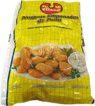 Embutidos Tenerife Nugget de pollo congelado Bolsa de 1 kg