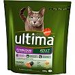 Alimento de salmón gato esterilizado Paquete 800 g Ultima Affinity