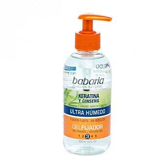Babaria Gel fijador extra fuerte Dosificador 300 ml