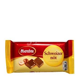 Marabou Chocolate con leche y avellanas 100 g