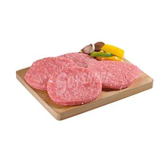 NUTRAVE Hamburguesas 100% pollo 4 unidades bandeja 320 g