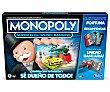 Juego de mesa de gestión Monopoly Súper Electronic Banking, de 2 a 4 jugadores, Gaming. Hasbro Gaming