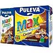 Leche con cereales y cacao energía y crecimiento Pack 3 briks x 200 ml Puleva Max