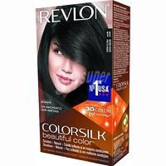 Revlon Tinte 11 negro suave 1 unidad